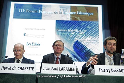 Malgré l'engouement de la France pour la finance islamique, Hervé de Charette, président du nouvel Institut français de la finance islamique (IFFI), estime que les avancées sont trop lentes.