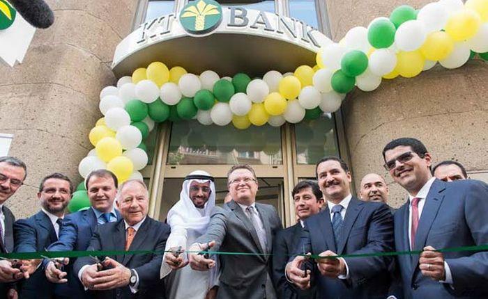 KT Bank, première banque islamique d'Europe continentale, ouvre une agence à Cologne, en Allemagne. © DR