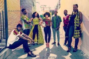 MboaWax, la marque lancée par Alexandra Nack, étudiante de 24 ans. (Photo :© MboaWax)