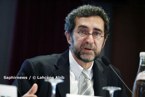 Thierry Dissaux : « Pour 2010, les grands chantiers sont essentiellement fiscaux, juridiques et bancaires. Il y a un véritable engagement des pouvoirs publics. »