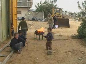 1 720 enfants auraient perdu leurs parents lors de la dernière offensive israélienne. Aujourd'hui, on compte 55 000 orphelins à Gaza. (Photo : copie d'écran d'une vidéo AFP sur l'Institut de l'espoir, seul orphelinat de Gaza)