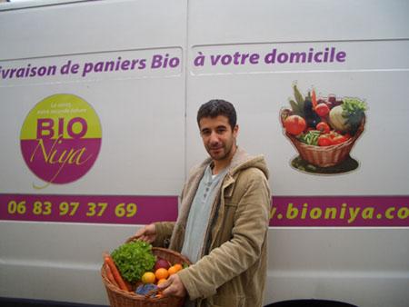 Pour Ahmed Aounit, naturopathe et entrepreneur, avoir une entreprise à taille humaine évite de faire du « bio industriel ».