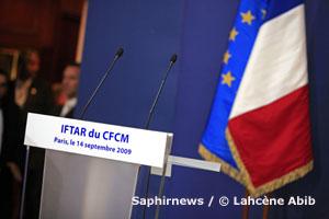 CFCM, projets et bilan de 2009