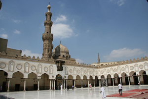 L'université Al-Azhar, en Egypte. (Photo : Flickr / Travel Aficionado)