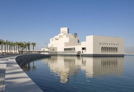Doha, capitale culturelle du monde arabe 2010, ouvre ses portes à l'exposition « Perles », fin janvier, au musée d'Art islamique.