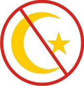 La Web-islamophobie s'en donne à cœur joie grâce à l'anonymat que la Toile procure.