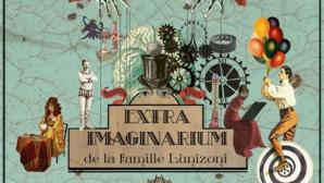 Illustration de Marine Brosse, scénographe pour le spectacle « Extra Imaginarium de la famille Lunizoni ». (Photo © D. R.)