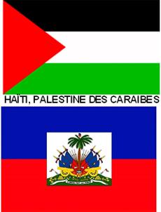 Haïti, Palestine des Caraïbes