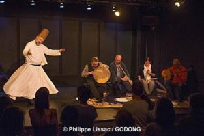L'Ensemble Lalé et Derviche Omar sont au programme de la « Nuit de Rûmî », qui clôt, le 17 décembre, le Festival soufi de Paris.