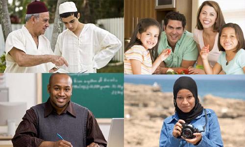 L'intégration réussie des Américains musulmans