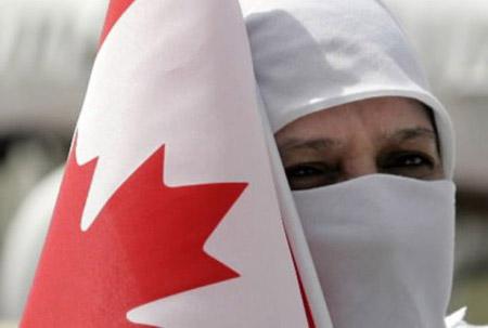 Canada : le Muslim Canadian Congress veut l'interdiction de la burqa