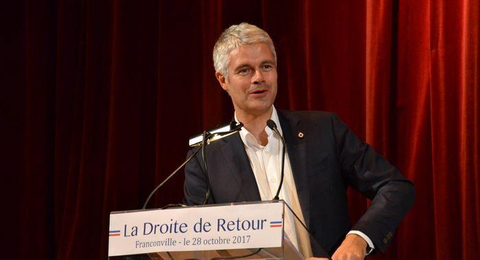Laurent Wauquiez, qui se veut l'incarnation d'une droite identitaire forte, a été élu, dimanche 11 décembre, à la tête des Républicains. © Facebook / L. Wauquiez