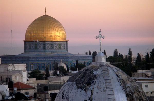 Jérusalem, capitale d'Israël : chrétiens et musulmans s'insurgent de la reconnaissance