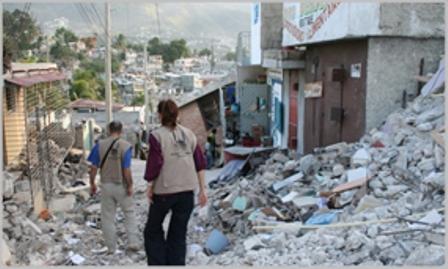 Séisme à Haïti : « Gérer l'urgence reste d'actualité »