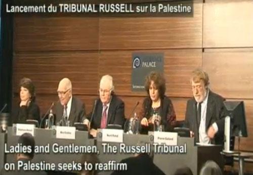 Le Tribunal Russell juge la complicité de l'UE à l'égard d'Israël