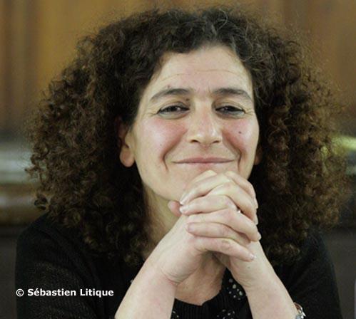Déjà conseillère régionale Alsace, Djamila Sonzogni brigue un deuxième mandat en conduisant la liste Europe Écologie du Haut-Rhin.