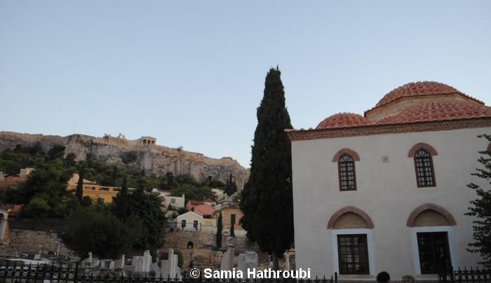 Athènes, le vertige de millénaires d'Histoire en un si petit espace