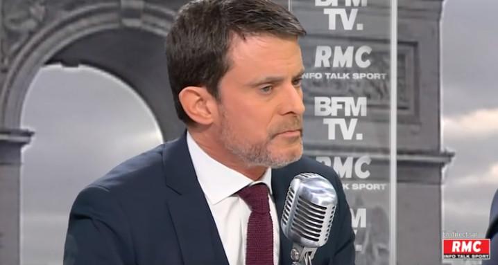 Pour Manuel Valls, Jérusalem est « de fait » la capitale d'Israël