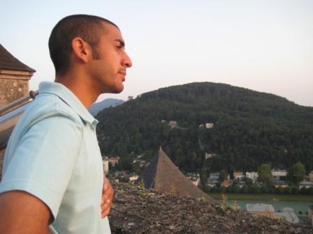 Karim Saad, 27 ans, fondateur de Halaltrip.com, le premier guide des voyageurs musulmans.