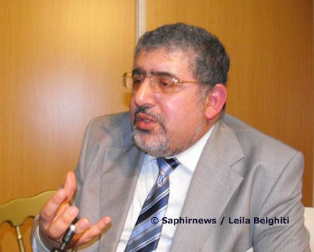 Fouad Aloui, président de l'UOIF : « Il faut que les musulmans se prennent en charge eux-mêmes. Ils ne sont pas assez présents, pas assez influents dans la société ! »