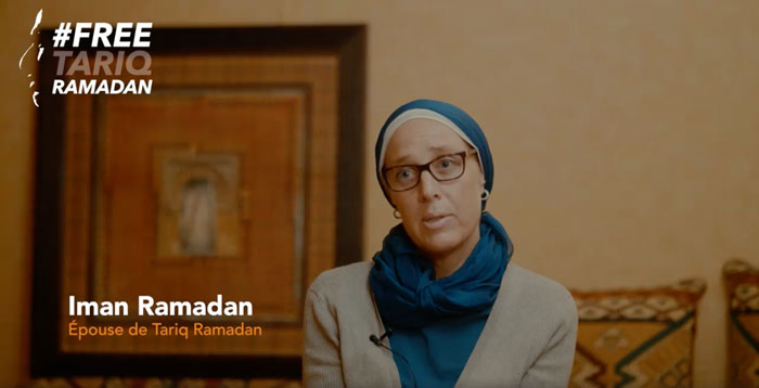 « Je crois fondamentalement en son innocence » : Iman Ramadan, l'épouse de Tariq Ramadan, témoigne dans une vidéo pour apporter son soutien à l'islamologue, accusé de viols.