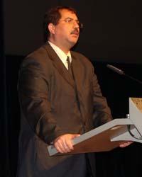 Anouar Kbibech est président du Rassemblement des musulmans de France (RMF) et secrétaire général du CFCM.