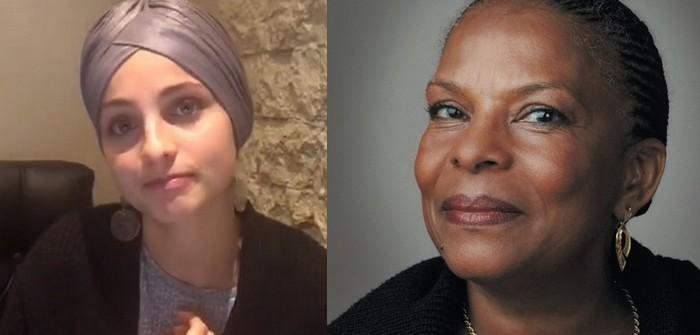 Christiane Taubira à Mennel Ibtissem : La France, « c'est votre pays. Ne vous le faites pas voler »
