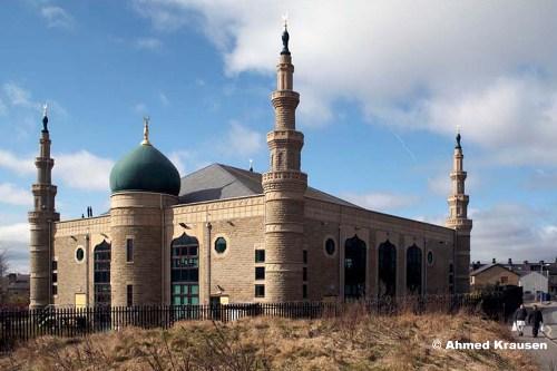 La mosquée Madni de Bradford, en Angleterre, a remporté le concours 2010 du plus beau minaret d'Europe.