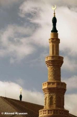 Le plus beau minaret d'Europe est britannique