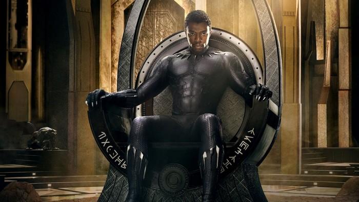 Avec Black Panther de Ryan Coogler, Marvel marque l'histoire de plusieurs box-offices à travers le monde en valorisant un super héros africain. © Marvel Studios