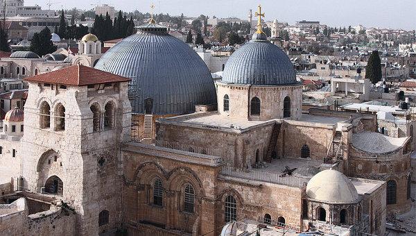 Jérusalem : les églises, en colère contre Israël, ont fermé le Saint-Sépulcre