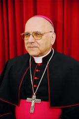 Michel Sabbah, ancien patriarche latin de Jérusalem.