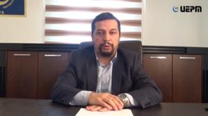 Fatih Serikir, président de l'UEPM.