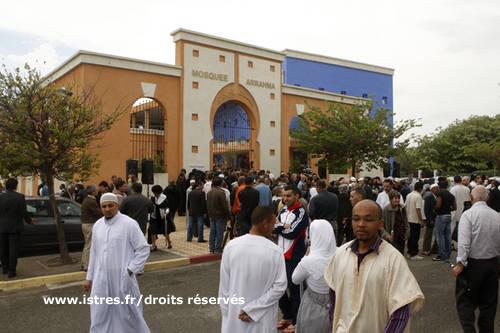 Rassemblement à la mosquée d'Istres : le gouvernement absent