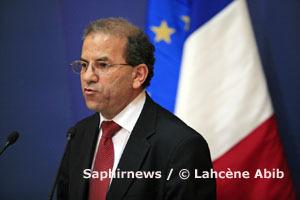 Mohammed Moussaoui : « Je lance un appel solennel à tous nos concitoyens épris de paix et de justice à joindre leurs efforts pour faire barrage à l'intolérance et au repli identitaire. »