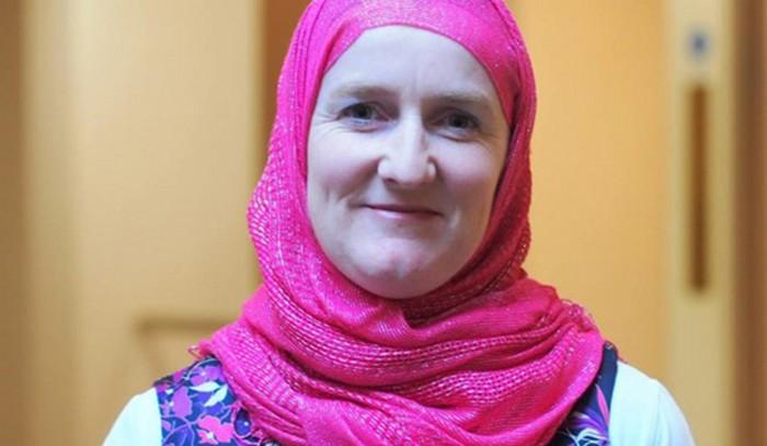 Julie Siddiqi est une figure britannique de la communauté musulmane depuis plus de 10 ans. © Samia Hathroubi