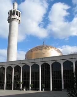 La mosquée centrale de Londres. © Saphirnews.com