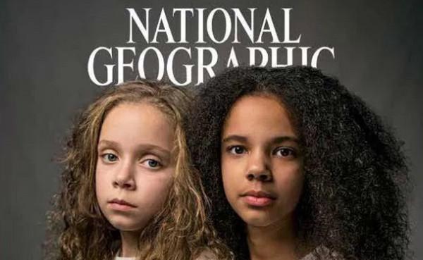 A l'occasion du numéro spécial de National Geographic sur le concept de « races » (ici en couverture), le magazine a fait son mea-culpa pour son racisme passé lors de ses reportages.