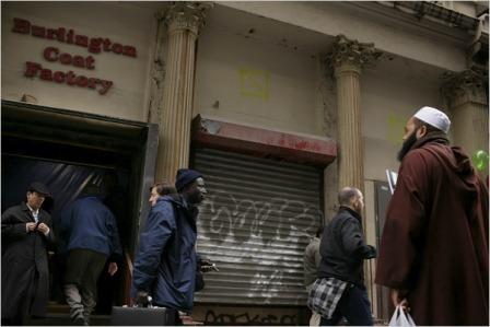 C'est tout près de Ground Zero, à New York, que devrait se dresser la mosquée « Cordoba House ».
