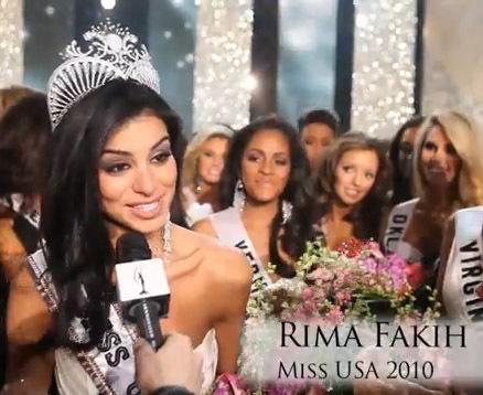 Miss USA 2010 : une miss comme les autres ?