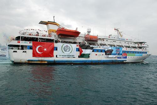 Objectif Gaza : une Flottille pour la liberté