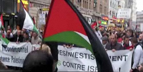 Flottille de Gaza : des milliers de manifestants dans les rues de France (vidéo)