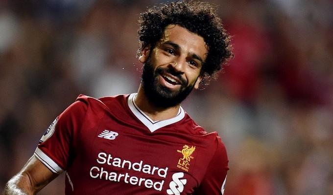 Mohamed Salah, le buteur fétiche des Reds, a été élu meilleur joueur de la Premier League de la saison 2017-2018. © Liverpool FC