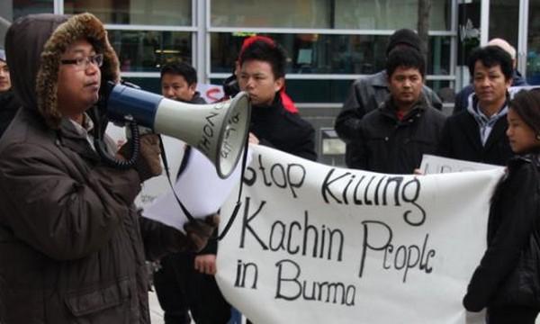 La minorité chrétienne des Kachins réclame le renvoi de la Birmanie vers la CPI
