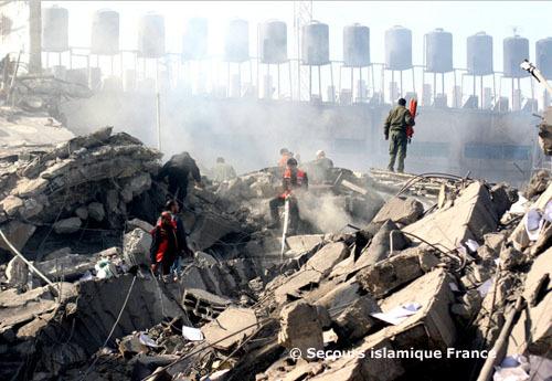 Gaza : les ONG réclament des médias une attention régulière sur la situation en Palestine