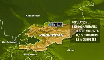 Kirghizistan : les Ouzbeks, victimes d'un « véritable pogrom »