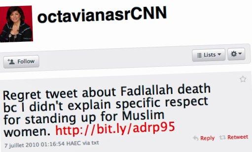 CNN vire une journaliste pour un tweet rendant hommage à « un des grands hommes du Hezbollah »