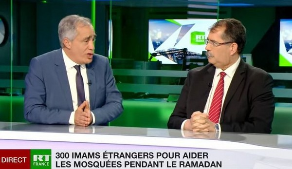 Imams du Ramadan : Anouar Kbibech s'insurge contre « la primauté du fait chrétien en France » (vidéo)