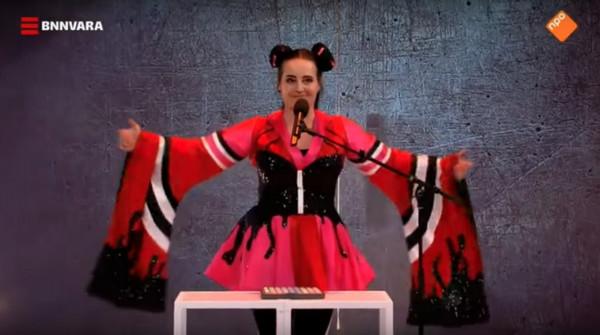 Une parodie de la chanson victorieuse à l'Eurovision réalisée pour dénoncer Israël (vidéo)