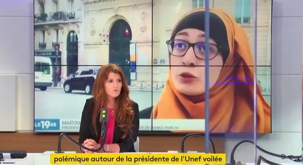 Etudiants Musulmans de France dénonce l'acharnement contre Maryam Pougetoux à l'UNEF